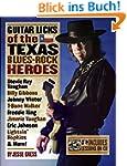 Guitar Licks of the Texas Blues Rock...