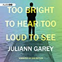 Too Bright to Hear Too Loud to See (       UNABRIDGED) by Juliann Garey Narrated by Dan Butler
