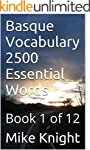 Basque Vocabulary 2500 Essential Word...