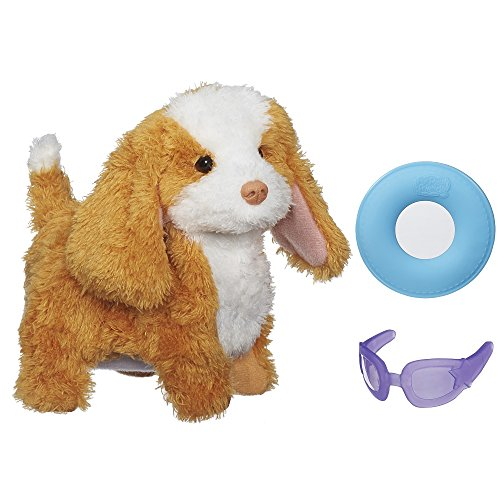 FurReal Friends Butterscotch and Friends Walking Pets Maple Sugar Spaniel Pet