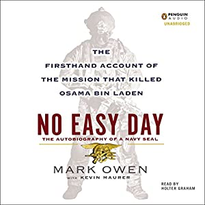 No Easy Day Audiobook