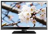 MITSUMARU JAPAN MEK 地上デジタル LEDデジタルハイビジョン液晶テレビ USB外付けハードディスク録画機能搭載 24型 ブラック LC2490