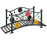 Columbus Metal Garden Bridge (Small)