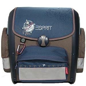 esprit schulranzen set expedition 5 teilig blau koffer rucks cke taschen. Black Bedroom Furniture Sets. Home Design Ideas