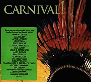 Carnival: Rainforest Foundation Concert