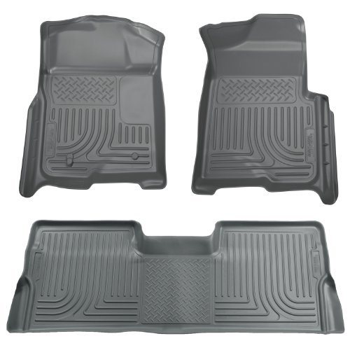 husky-liners-custom-fit-front-and-second-seat-floor-liner-set-for-select-ford-f-150-models-grey-by-h