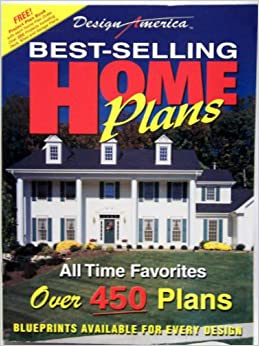 Best selling home plans design america 9781586780395 for Best selling home plan