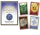 img - for Crystal Mandala Oracle: Channel the Power of Heaven & Earth book / textbook / text book