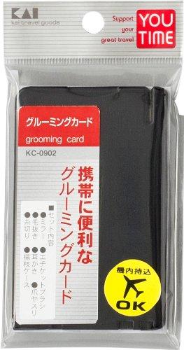 新ユータイム グルーミングカード KC0902