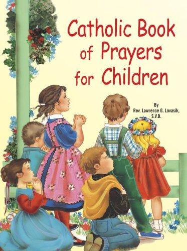 Catholic Book of Prayers for Children (10 Pack)