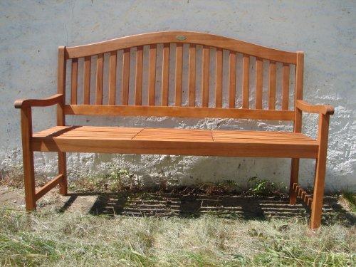Gartenbank Holz Mit Integriertem Tisch ~ Sitzer Gartenbank Phuket Mit Tisch Sitzbank Akazie Gartenmöbel Holz