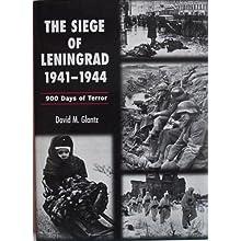 Siege of Leningrad 1941 1944 (Hardcover)