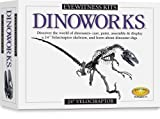 Skullduggery Eyewitness Kit Dinoworks Velociraptor Skeleton Casting Kit
