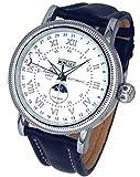 [エアロマチック1912]aeromatic1912 腕時計 ドイツ製自動巻 カレンダー クラシックモデル A1393 【並行輸入品】