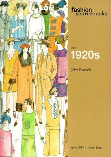 The 1920's (Fashion Sourcebooks)