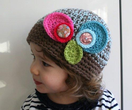 Crochet Newborn Hat Pattern front-1008067