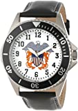 U.S. Navy Men's W000521 Honor Stainless Steel Leather Strap Watch at Amazon.com