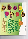 img - for How Many Snails? a Counting Book book / textbook / text book