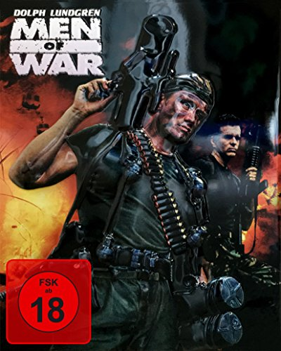 Men of War - 3D-Future-Pack (Steelbox - 1 Blu-Rays + 2 DVDs) - limitierte Auflage!!