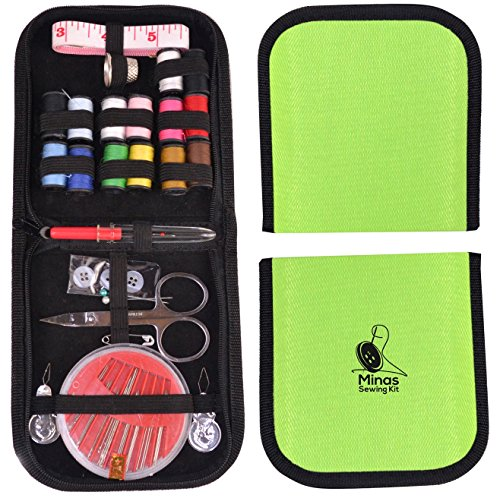 Lowest Prices! Sewing Kit, Sewing Needles, Travel Sewing Kit, Emergency Kits, Needle Thread - Two ex...