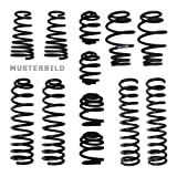 2x Coil spring front FORD MONDEO 1 I GBP 1.8 TD,2.5 i 24V YEAR 1993-96 + ESTATE BNP + SALOON GBP