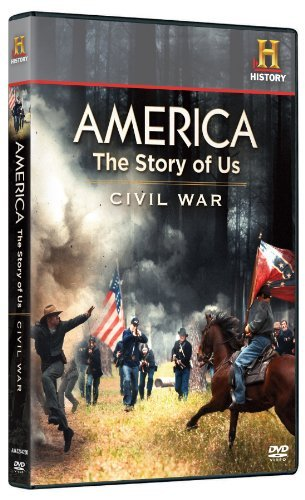 America the Story of Us: Civil War [DVD] [2010] [Region 1] [US Import] [NTSC] (America Story Of Us Civil War compare prices)