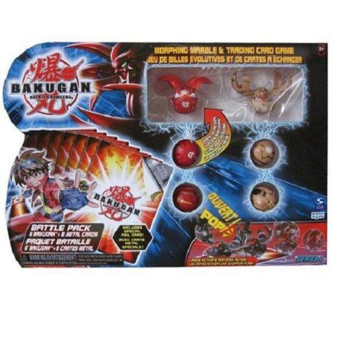 Bakugan Battlepack Red and Black Spheres - Buy Bakugan Battlepack Red and Black Spheres - Purchase Bakugan Battlepack Red and Black Spheres (SpinMaster, Toys & Games,Categories)