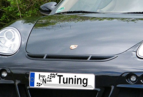 Ingo Noak Tuning Abluftgitter in Racingoptik INE-920020