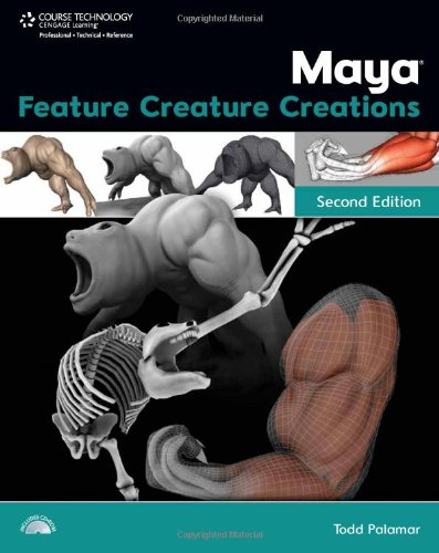 Maya Feature Creature Creations (Graphics Series)