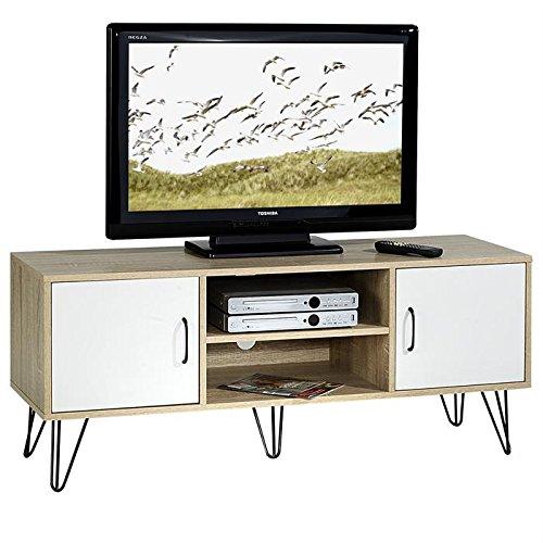 meuble tv scandinave les bons plans de micromonde. Black Bedroom Furniture Sets. Home Design Ideas