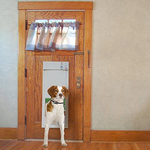 Power Pet Medium Electronic Pet Door Px 1 Ebay