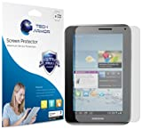 "Tech Armor Samsung Galaxy Tab 2 7"" Premium Anti-Glare Screen Protector with Lifetime Replacement Warranty [3-Pack] - Retail Packaging"
