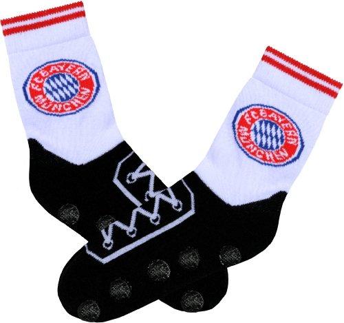 FC Bayern FC Bayern ABS-Socken schwarz Größe 23 / 26