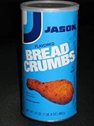 Jason, Kosher, Flavored Bread Crumbs (24 Oz.)