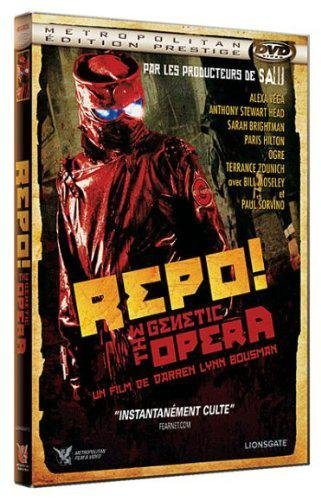 Repo ! The Genetic Opera [Edizione: Francia]
