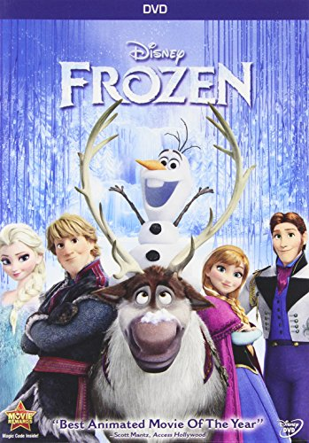 Frozen [Import USA Zone 1]