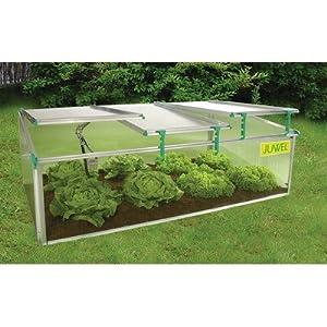 BioStar Polycarbonate Cold Frame Greenhouse