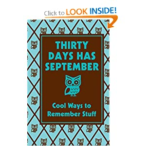 Thirty Days Has September: Cool Ways to Remember Stuff (Best at Everything) book downloads