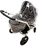 Universal Raincover To Fit Britax Affinity B Smart Dual Carrycot 198