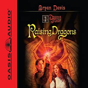 Raising Dragons Audiobook