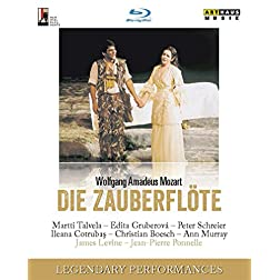 Mozart: The Magic Flute [Blu-ray]