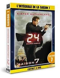 24 heures chrono, saison 7 - coffret 6 dvd