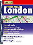 Philip's Street Atlas London: Standard Spiral