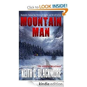 Mountain Man Keith C Blackmore and Lynn O' Dell