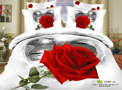 Red Rose Bedding front-1078866