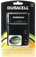 Duracell DR5700C-EU Chargeur de batteries pour Appareil Photo Numérique Canon NB-1L, NB-3L, NB-4L, NB-5L, NB-6L, NB-7L