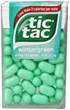 Tic Tac Wintergreen Singles, 1 Ounce…