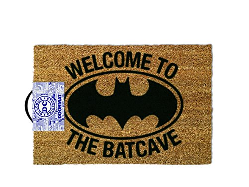 "Batman ""Welcome to the Bat Cave"" Zerbino"