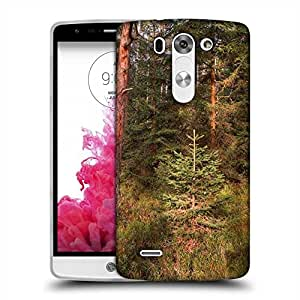 Snoogg Abstract Trees Designer Protective Phone Back Case Cover For LG G3 BEAT STYLUS