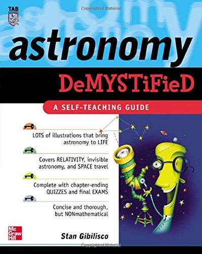 Astronomy Demystified (Demystified)